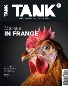tank 6 cover marque in france